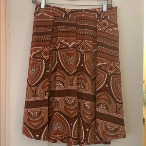 NWOT LuLaRoe Madison Skirt